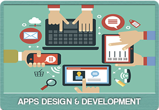 APPS DESIGN AND DEVELOPMENT