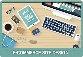 ECOMMERCE SITE DESIGN